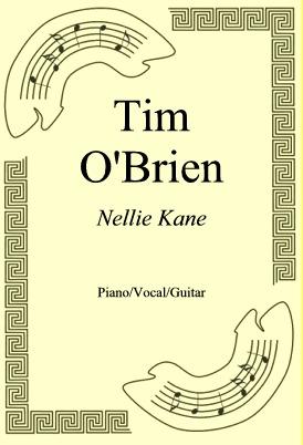 Okładka: Tim O'Brien, Nellie Kane
