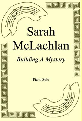 Okładka: Sarah McLachlan, Building A Mystery