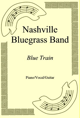 Okładka: Nashville Bluegrass Band, Blue Train
