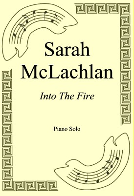 Okładka: Sarah McLachlan, Into The Fire