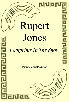 Okładka: Rupert Jones, Footprints In The Snow