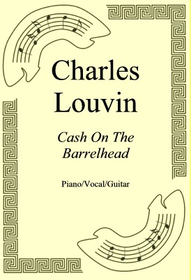 Ok�adka: Charles Louvin, Cash On The Barrelhead
