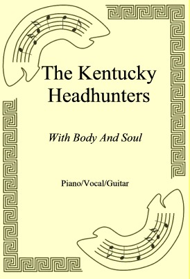 Okładka: The Kentucky Headhunters, With Body And Soul