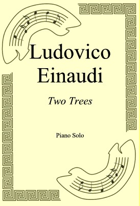 Okładka: Ludovico Einaudi, Two Trees