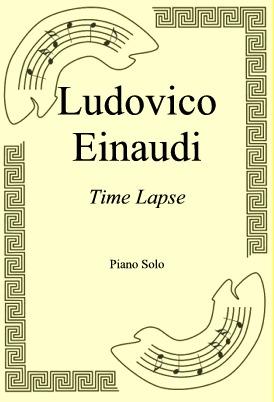Okładka: Ludovico Einaudi, Time Lapse