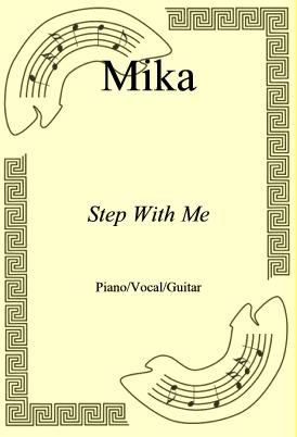 Okładka: Mika, Step With Me