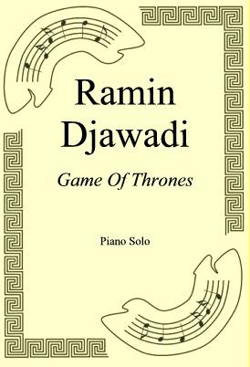 Okładka: Ramin Djawadi, Game Of Thrones