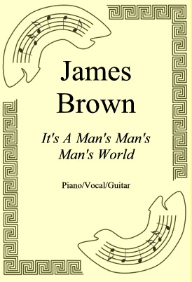 Okładka: James Brown, It's A Man's Man's Man's World