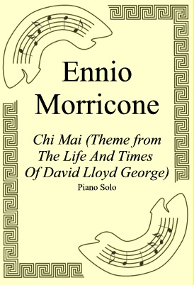 Okładka: Ennio Morricone, Chi Mai (Theme from The Life And Times Of David Lloyd George)