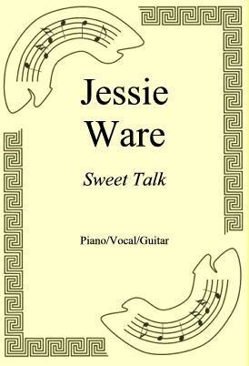 Okładka: Jessie Ware, Sweet Talk
