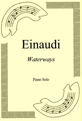 Okładka: Ludovico Einaudi, Waterways