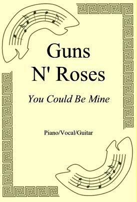 Ok�adka: Guns N' Roses, You Could Be Mine