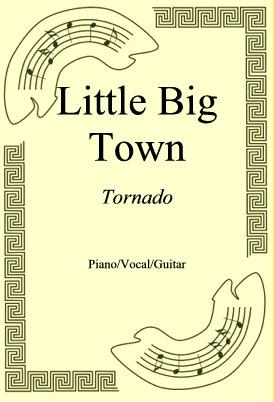 Ok�adka: Little Big Town, Tornado