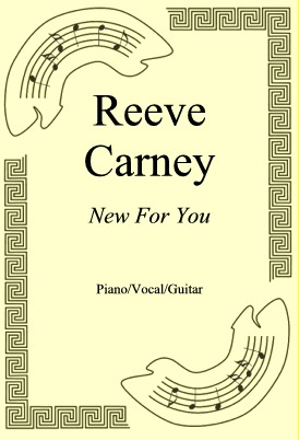 Ok�adka: Reeve Carney, New For You