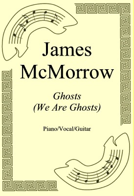 Ok�adka: James McMorrow, Ghosts (We Are Ghosts)