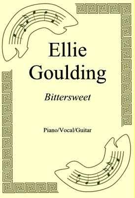 Ok�adka: Ellie Goulding, Bittersweet