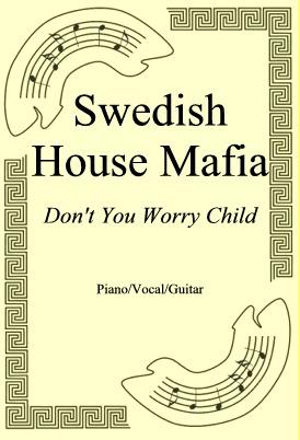 Ok�adka: Swedish House Mafia, Don't You Worry Child
