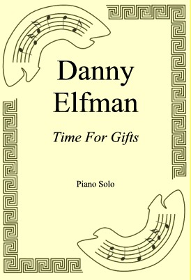 Ok�adka: Danny Elfman, Time For Gifts