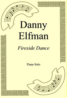 Okładka: Danny Elfman, Fireside Dance