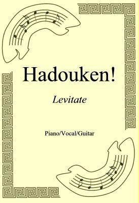 Ok�adka: Hadouken!, Levitate