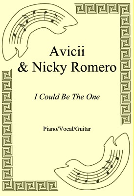 Okładka: Avicii & Nicky Romero, I Could Be The One
