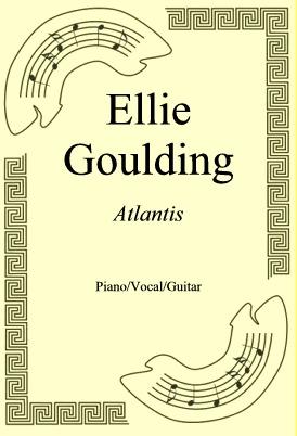Okładka: Ellie Goulding, Atlantis